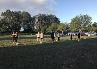 Tuesday Training @ James Brown Oval