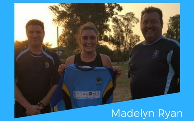 SEUFC Womens PL – Madelyn Ryan