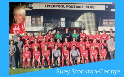 SEUFC Welcomes Suey Stockton-George