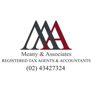 meaney & associates accounting logo