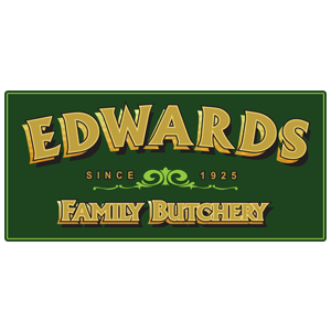 edwards family butchery logo