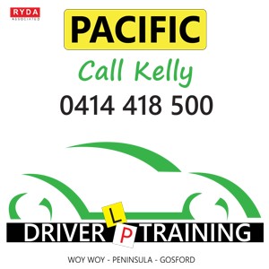 pacific driver training