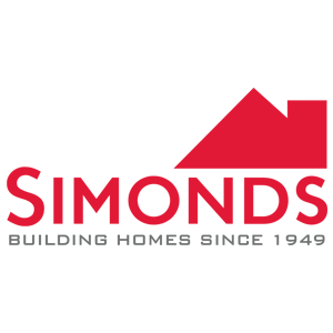 simonds building homes logo