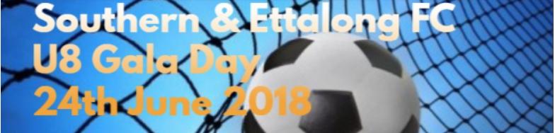 SEUFC Under 8 Gala Day