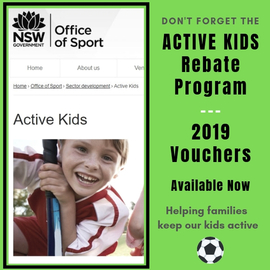 2019 Active Kids Program
