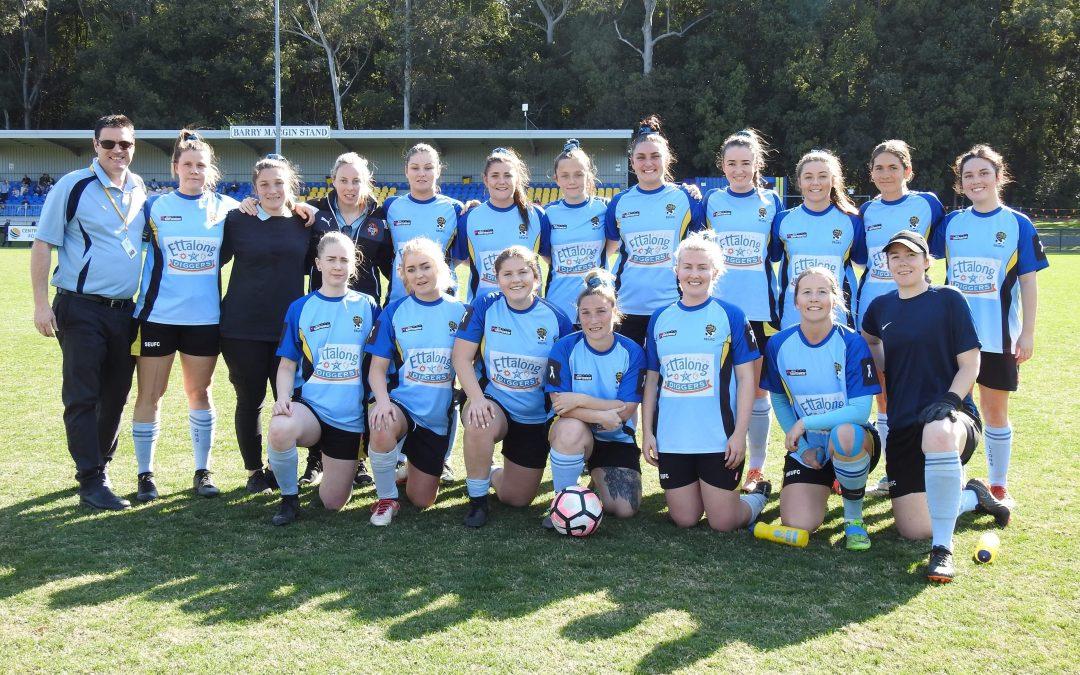 SEUFC UBWL 1st Grade League Champions