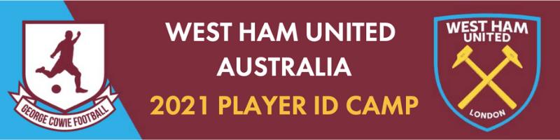 West Ham United 2021 Player ID Camp